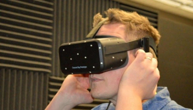 See Also: Oculus Rift 'Crescent Bay' is Designed for Audiophiles – Here's Why that's Important for VR