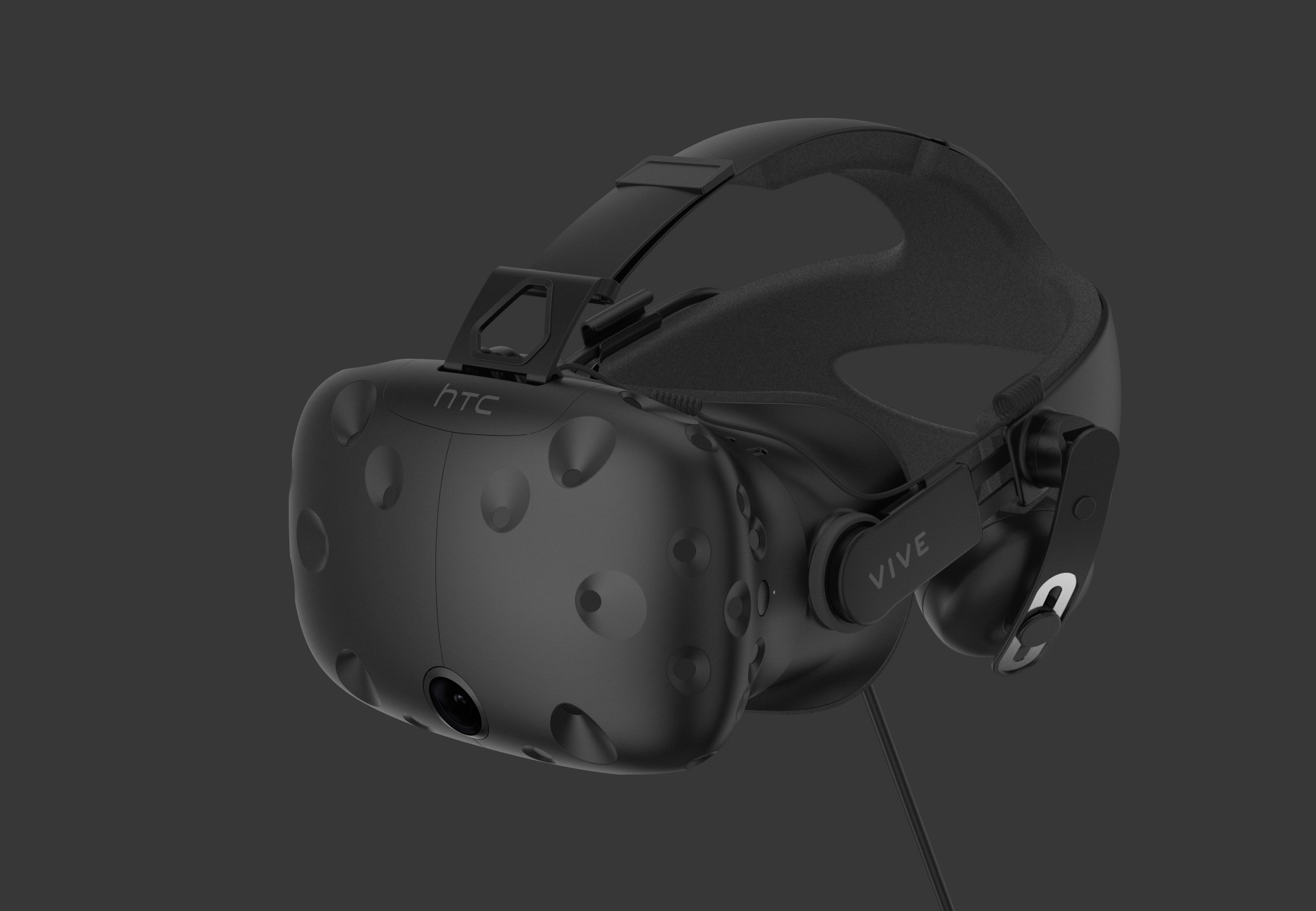HTC introduces Vive tracker and deluxe audio strap at CES 2017