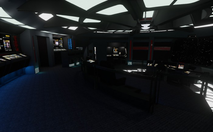 Star Trek Voyager VR is The first Indie Oculus Rift Demo to Use Unreal Engine 4 Download Road to Virtual Reality