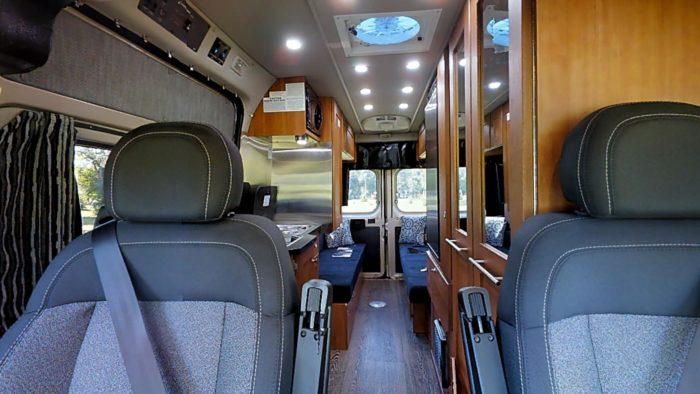 Zion Class B Motorhome Roadtrek