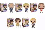 Set of 5 Wonka Funko Figurines