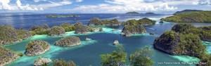 Painemo Islands, Raja ampat, West Papua