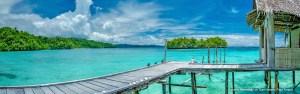 Gam Island homestay, Raja Ampat, West Papua
