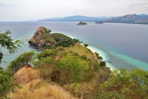 Island hopping in Riung 17 Islands