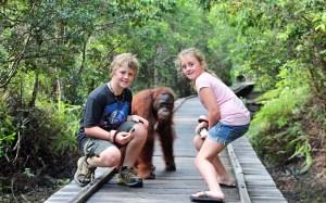 Camp Leakey, Kalimantan (Borneo), Indonesia