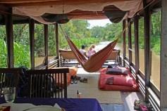 Klotok, Tanjung Puting, Kalimantan, Indonesia