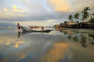 Lembata fishing village, Solor Archipelago