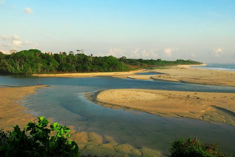 Ratenggaro beach, Sumba, Indonesia