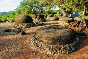 Savu megaliths, West Timor, Indonesia