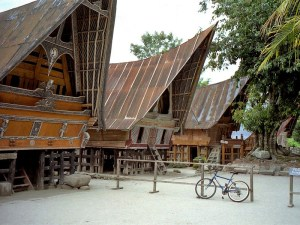 Ambarita Batak village, Sumatra, Indonesia