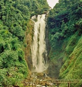 Bedegung (Curup Tenang) Waterfall