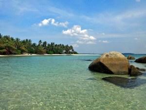 Beautiful Belitung Island, Sumatra