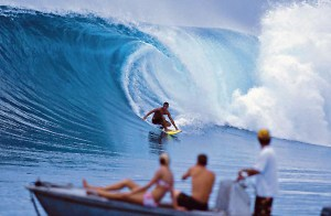 Awesome surf at the Mentawai Islands