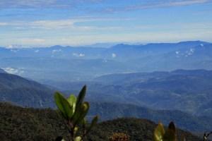 Mount Kemiri view, Sumatra, Indonesia