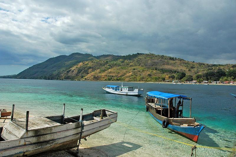 Kepa Island, Alor Archipelago, Indonesia
