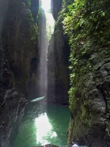 Canyoning, Bali, Indonesia