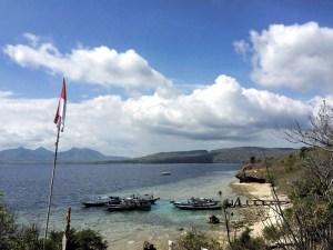 Menjangan island, Bali, Indonesia