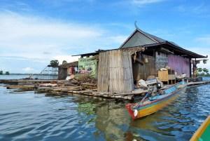 Lake Tempe, Sulawesi, Indonesia