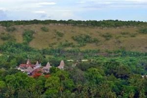 Sumba island village, Indonesia