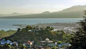View of Bima from Dana Taraha hill