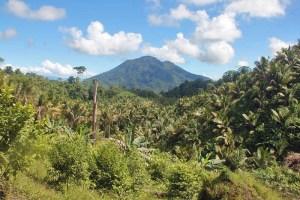 Dukono volcano, Halmahera, Indonesia