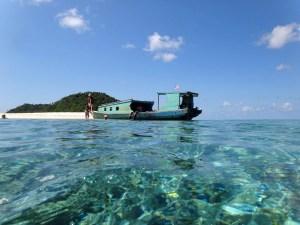 Maluku island hopping, Indonesia