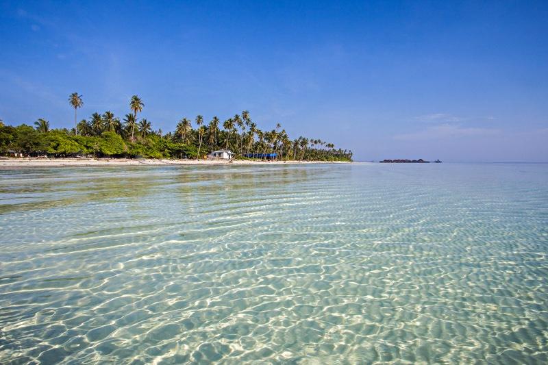 Maratua Island, Derawan Archipelago, Indonesia