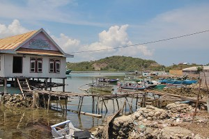 Bungin Island, Sumbawa, Indonesia