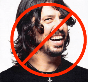 I'm Sick Of Dave Grohl