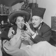 Robert E Hill with Maureen Margaret Jolly