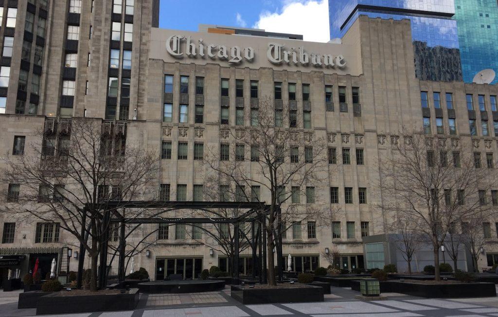 More layoffs hit Chicago Tribune newsroom - Robert Feder