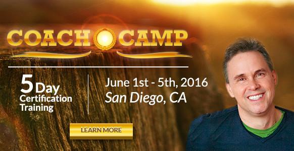 Robert Holden Coach Camp