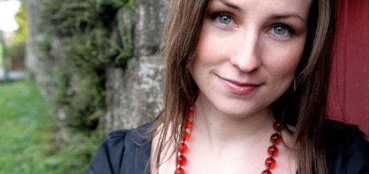 Gaelic singer Julie Fowlis