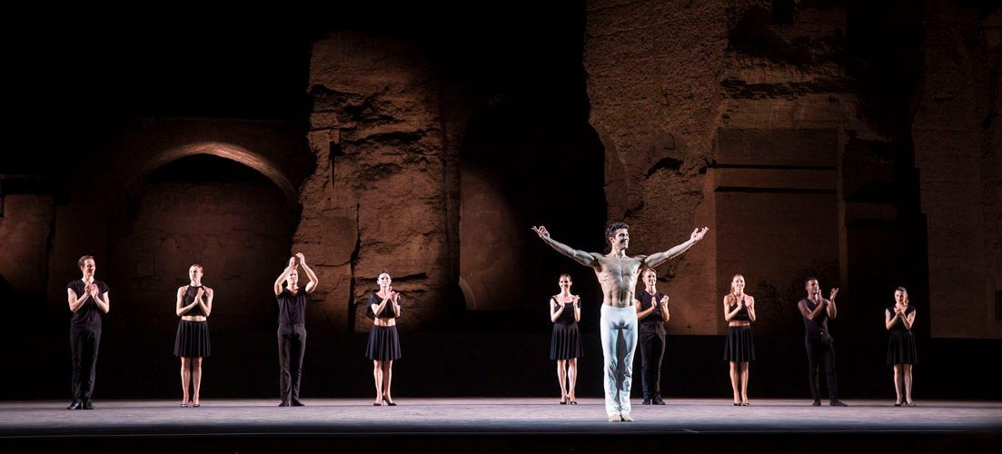 Roberto Bolle and Friends_Terme di Caracalla_Roma, 2016