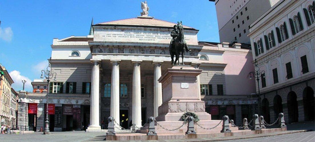 Teatro Genova Agenda