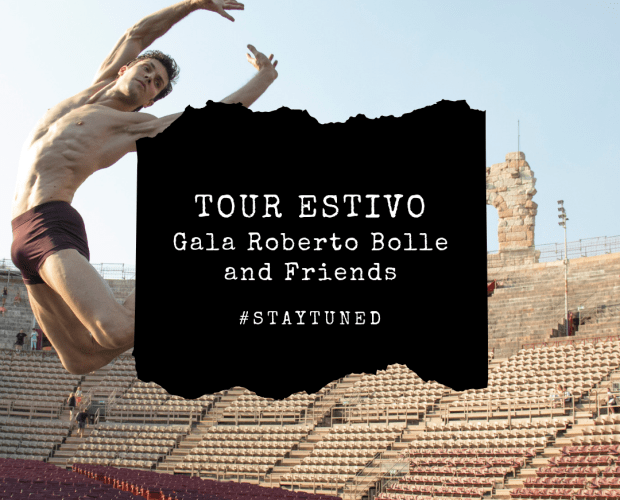 TOUR ESTIVO Gala Roberto Bolle and Friends