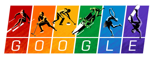 Google's Sochi Rainbow Doodle is Not All That