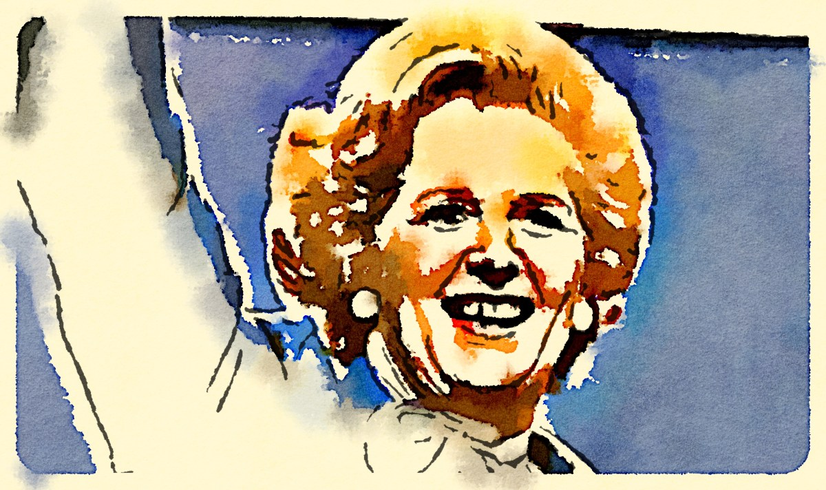How Margaret Thatcher Hacked My Brain And Made Me Slightly Less Sexist