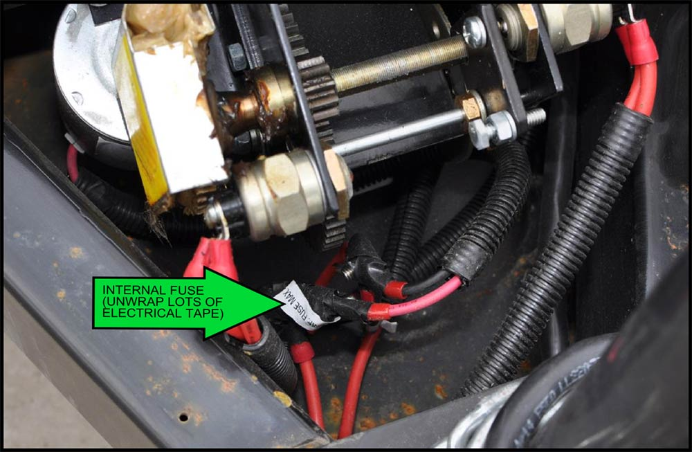 Wicked Winch - Lift System Troubleshooting for Flagstaff Camping