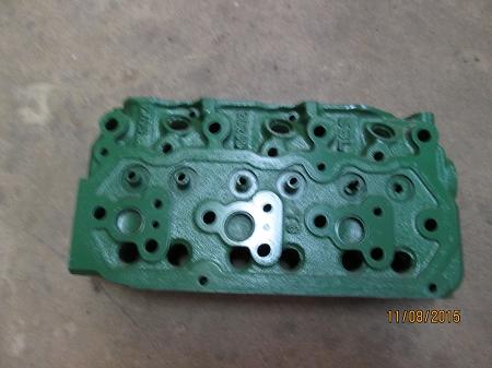 John Deere Tractor 3 Cylinder Cylinder Head