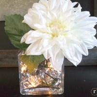 Spring Flower Desk - DIY