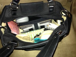 What's in Your Purse Right Now?