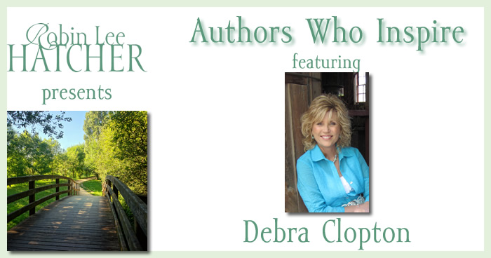 Authors Who Inspire | Debra Clopton (with a Giveaway)