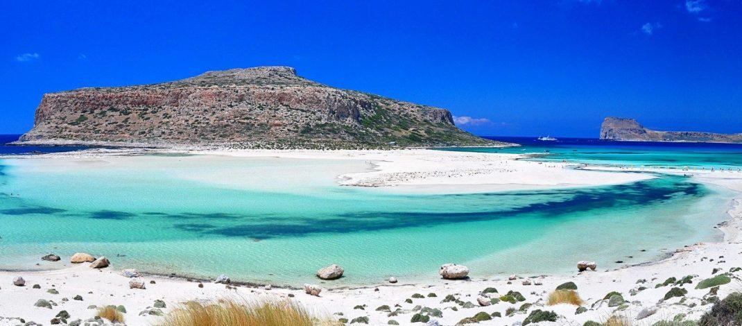 Греция в июле. Манящая лазурь Средиземноморья :)