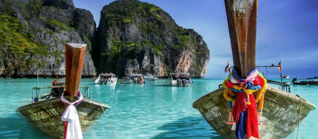 Таиланд Новогодний! Робинзон зажигает:)