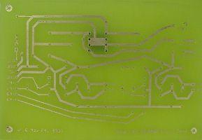 making printed circuit boards robot room