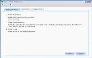 enableMySQL