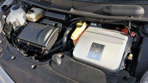 Toyota Prius Hybrid LPG Plock