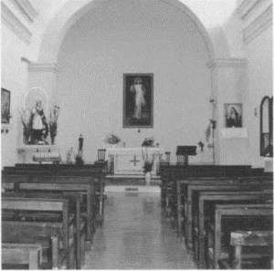 navata chiesa cese