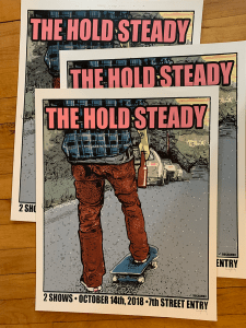 The Hold Steady in Minneapolis